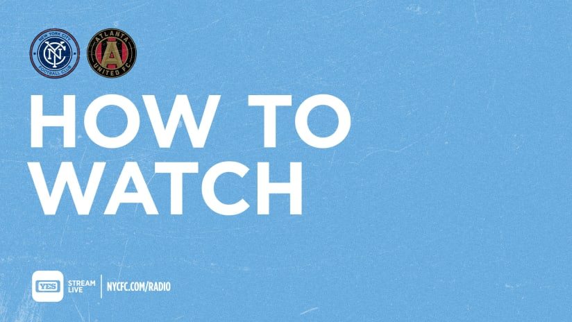 NYC vs ATL How to Watch