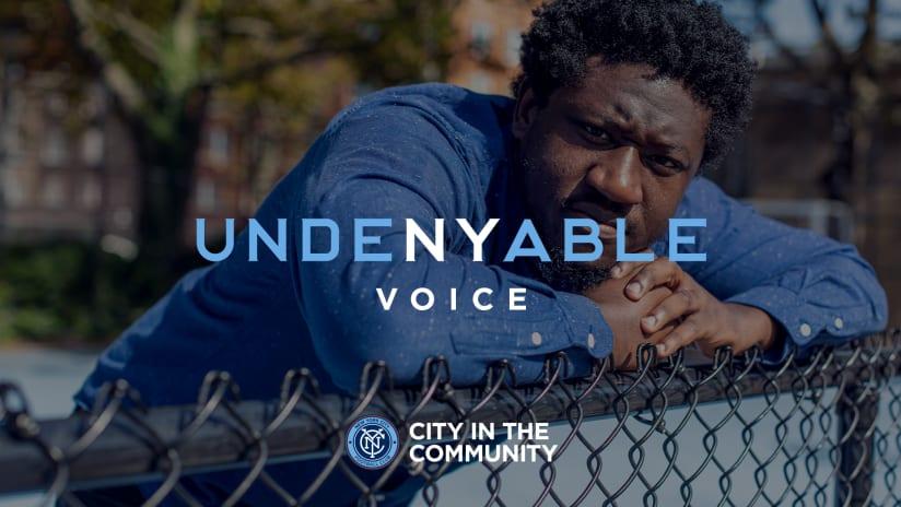undeNYable Voice | Kwame King