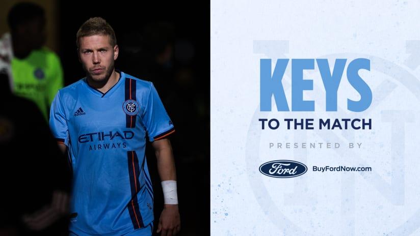 NYCvMTL Keys