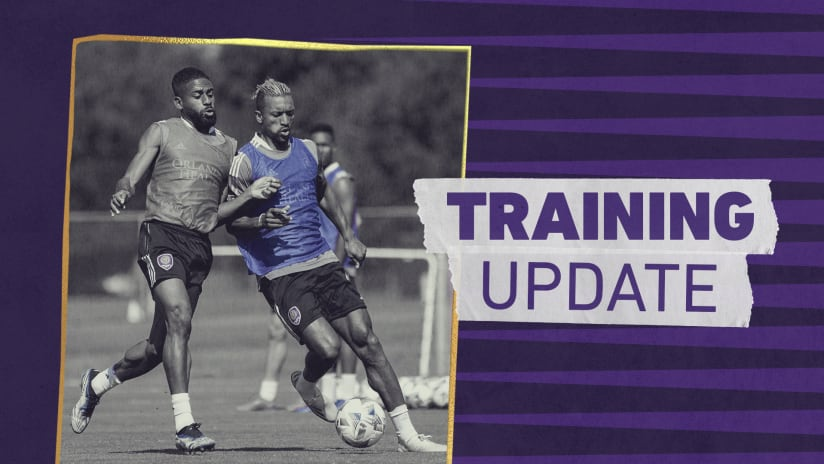 Training Update: Getting Closer by the Day