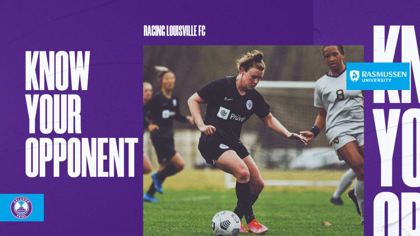Know Your Opponent: Racing Louisville FC