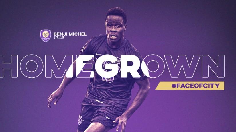 Benji Homegrown