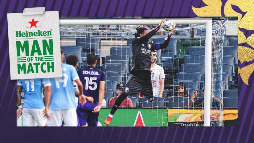 The Heineken Man of the Match Spotlight: Pedro Gallese