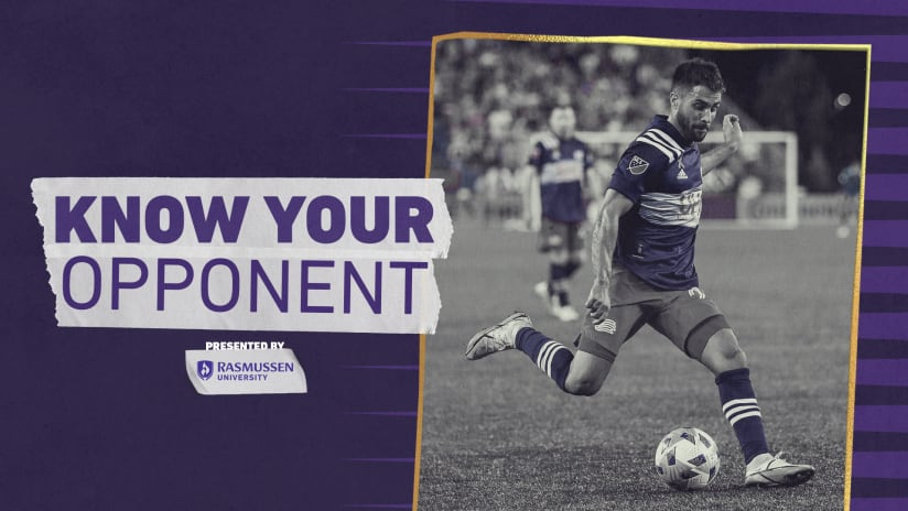 Know Your Opponent | New England Revolution