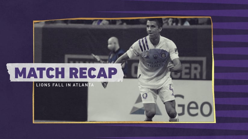 Lions Seven-Game Unbeaten Run Comes to an End With Loss at Atlanta