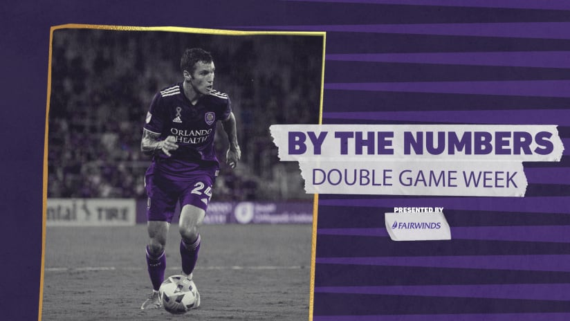 By The Numbers: Double Game Week