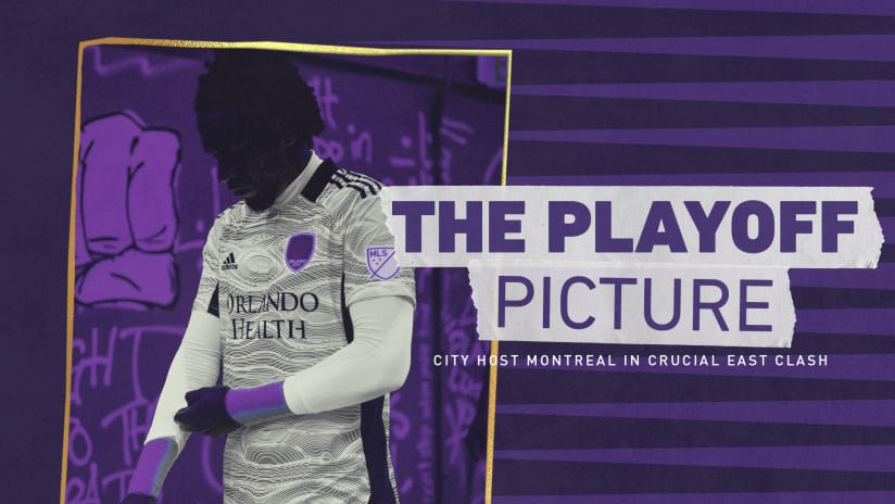 The Playoff Picture   City Hosts Montreal