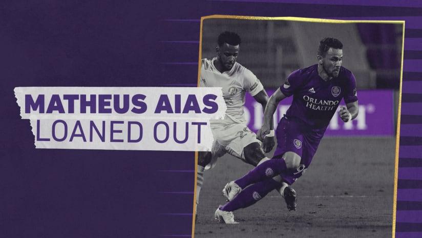 Orlando City SC Loans Matheus Aiás to Real Oviedo