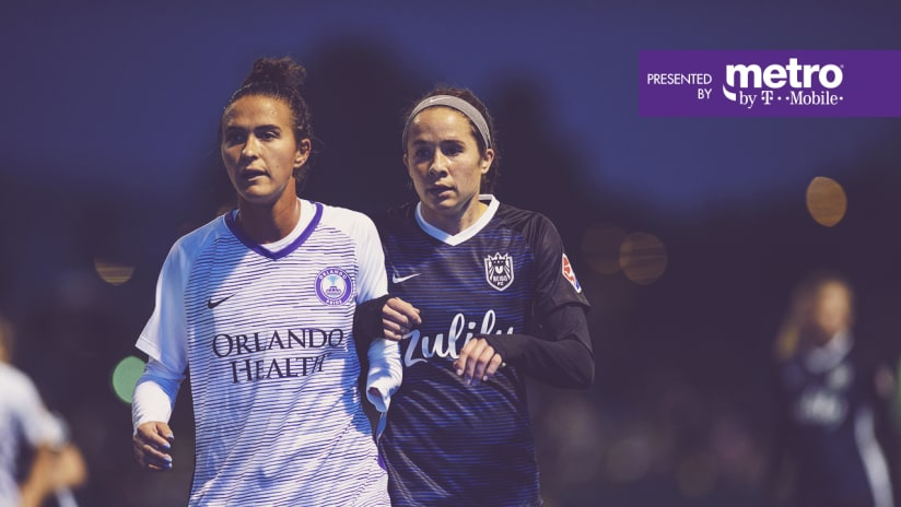 Orlando Pride Travels to Face Reign FC on Saturday