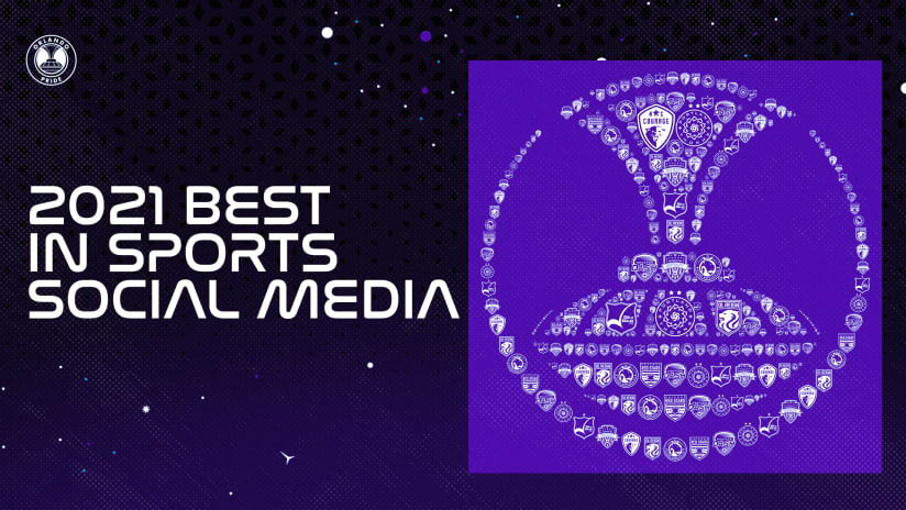 """Orlando Pride Wins Sports Business Journal's 2020 Best in Sports Social Media Following Groundbreaking """"Pride Stan"""" Activation"""