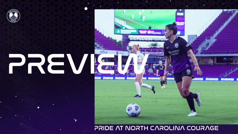 Preview | Orlando Pride Travel to North Carolina on Saturday [nid:19583]