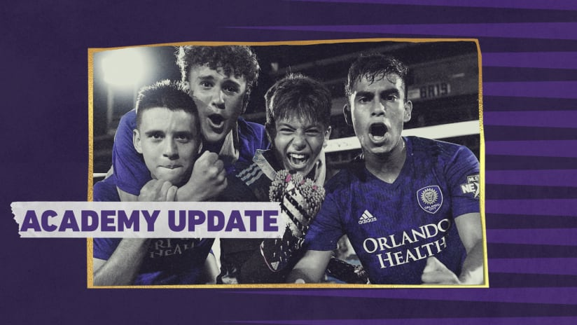 Training Update: Playing for the MLS NEXT Cup