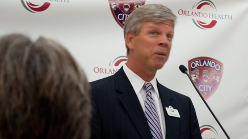 Orlando Health Agreement