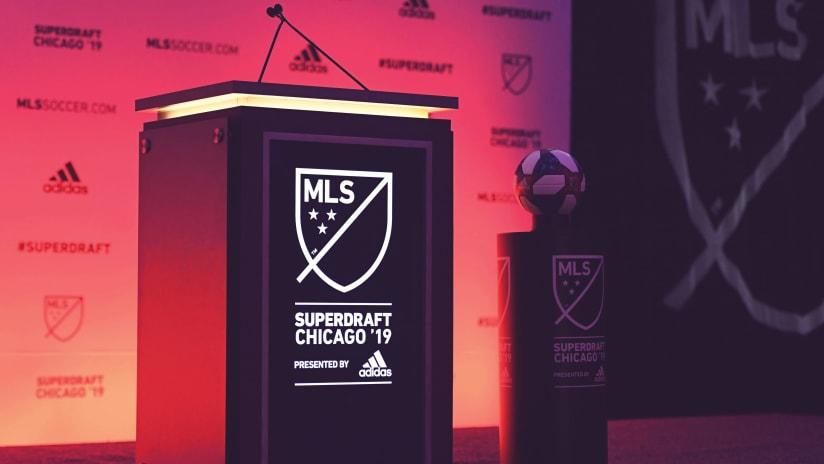 Orlando City Acquires 2020 MLS SuperDraft Second Round Pick