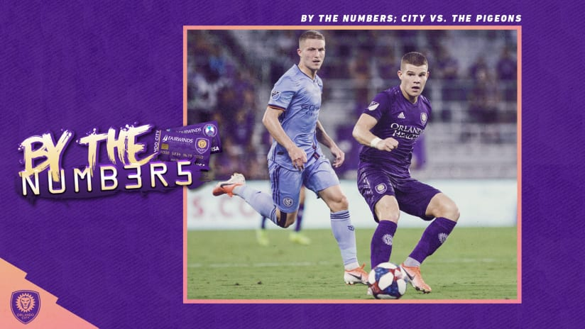 By The Numbers: City vs. The Pigeons