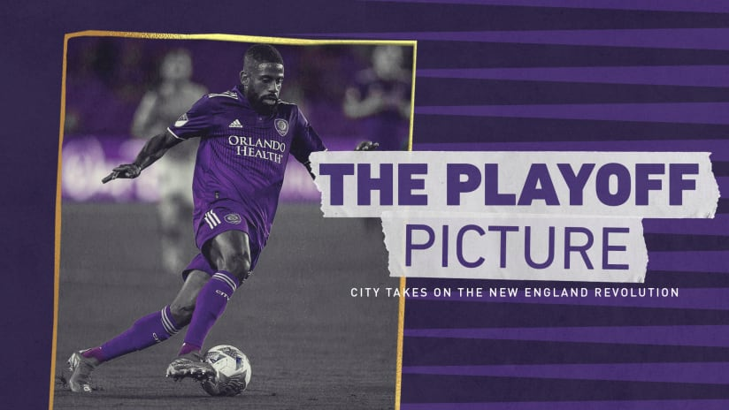 The Playoff Picture | City Takes On The Revs