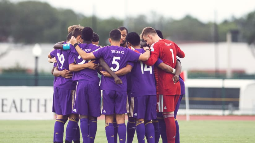 Orlando City B Travels to Greenville for Saturday Match