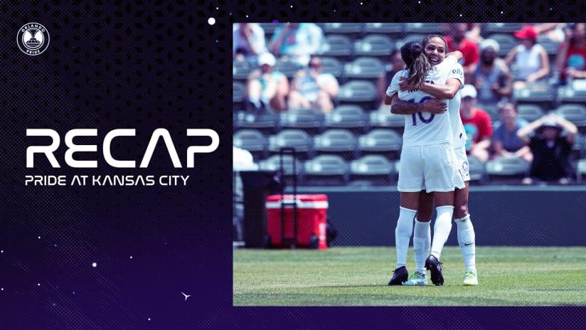 Recap | Leroux Brace, Marta Golazo Lead Pride to 3-1 Win at Kansas City