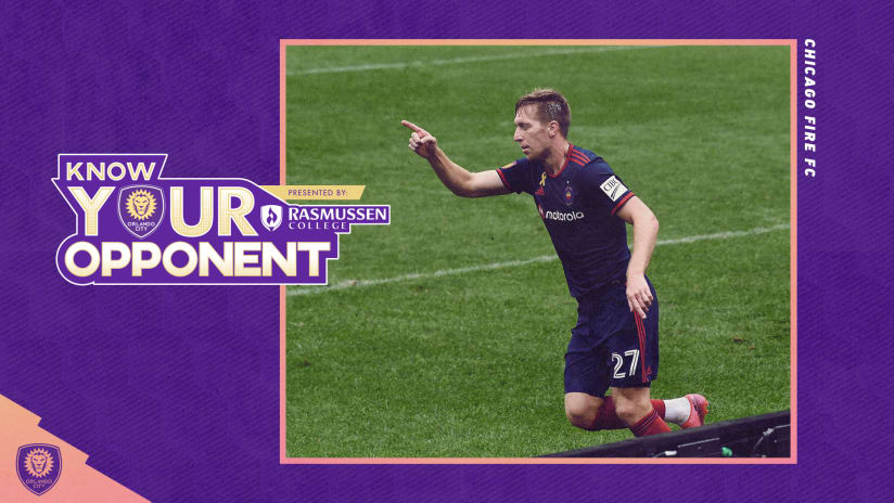 Know Your Opponent   Chicago Fire FC