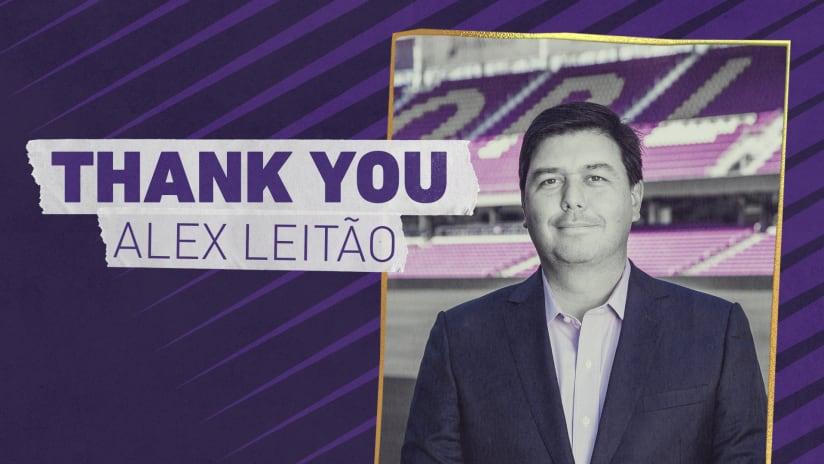 Orlando City SC CEO Alex Leitão Steps Down from Post