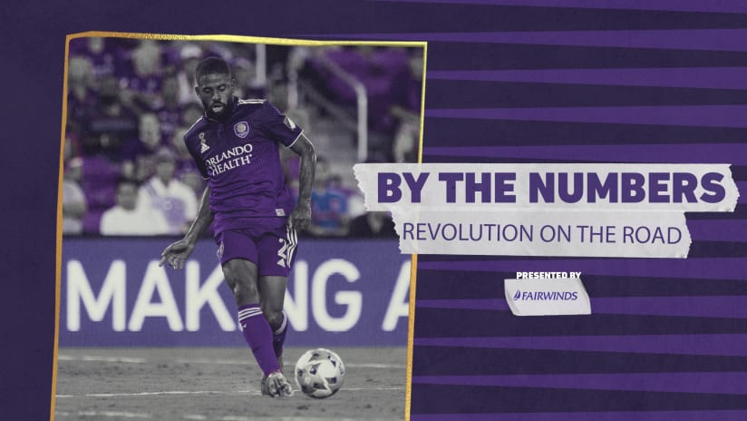 By The Numbers: Revolution On The Road