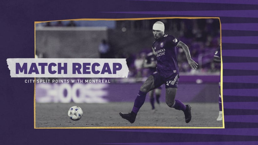 Lions Play to 1-1 Draw With CF Montréal