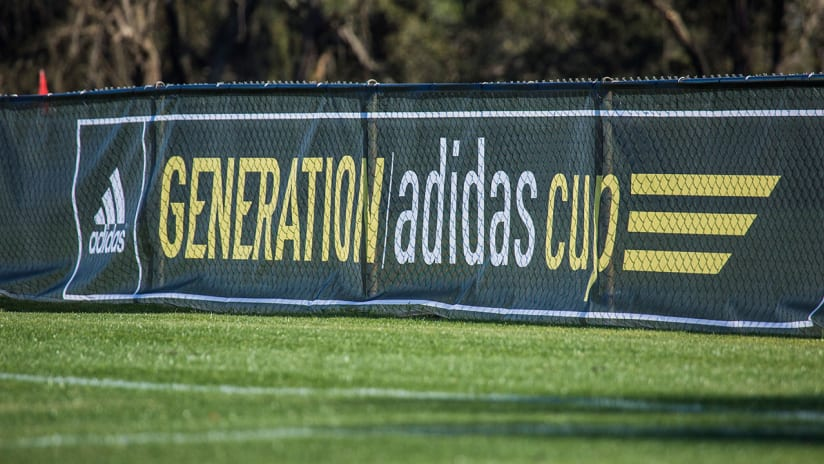 Gen Adidas Cup