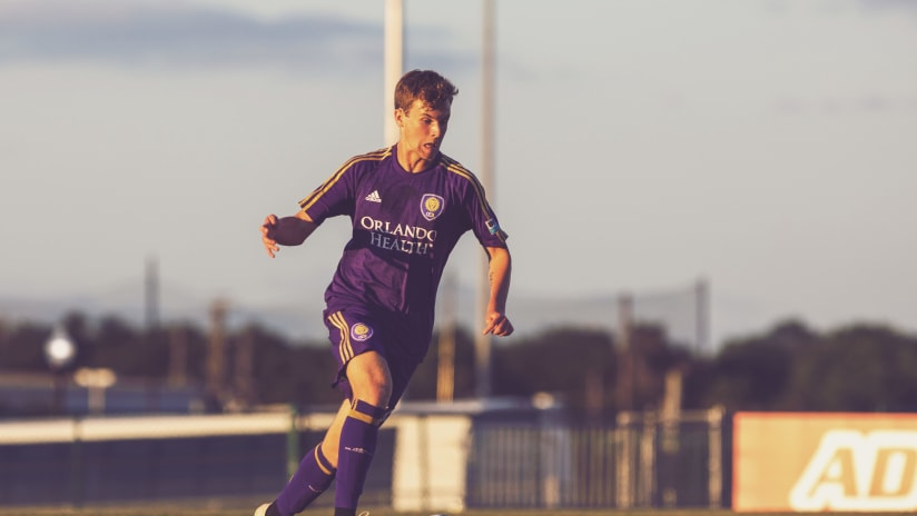 Orlando City B Secures Road Point