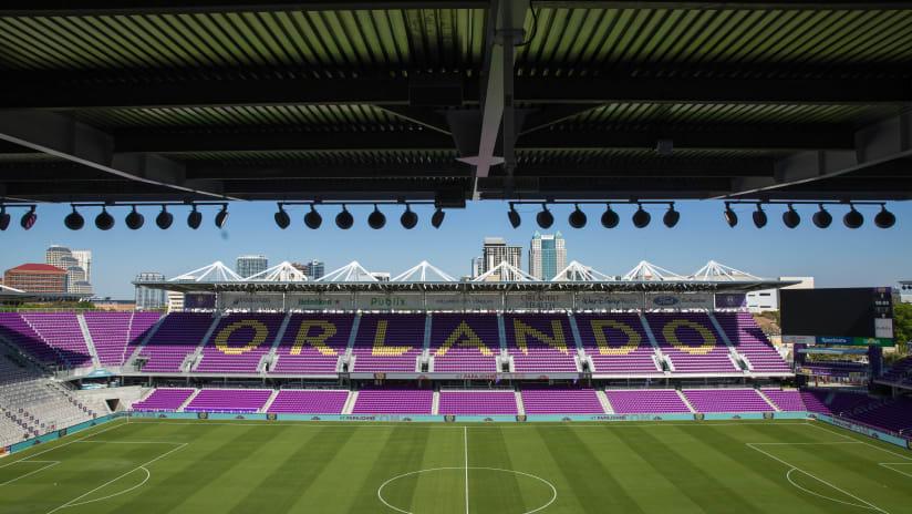 Live Stream | Major Announcement at Orlando City Stadium