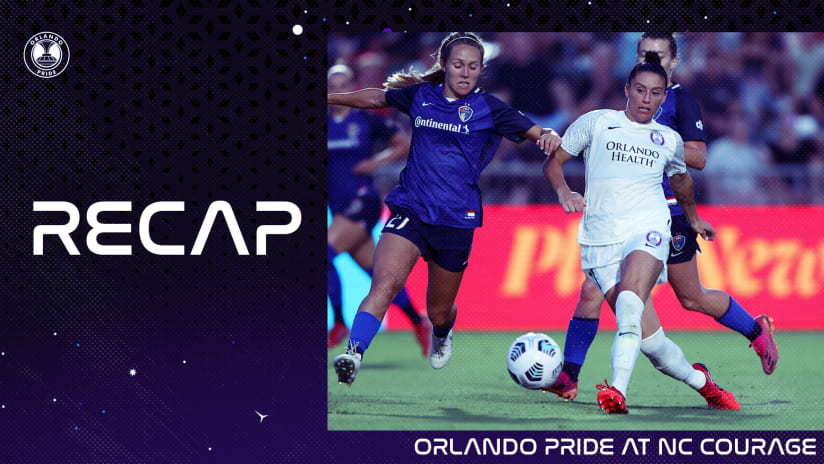 Recap | Pride Draw with North Carolina in Becky Burleigh's Coaching Debut