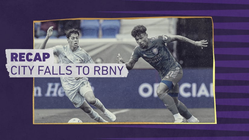Lions Drop First Decision of 2021, Fall on Road to New York Red Bulls