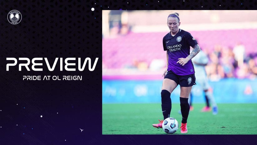 Preview | Orlando Pride at OL Reign