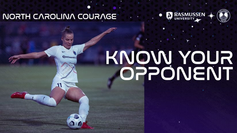 Know Your Opponent | North Carolina Courage