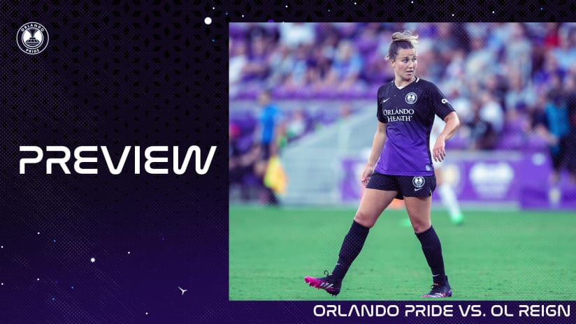 Preview | Orlando Pride Faces OL Reign for First Time Since 2019