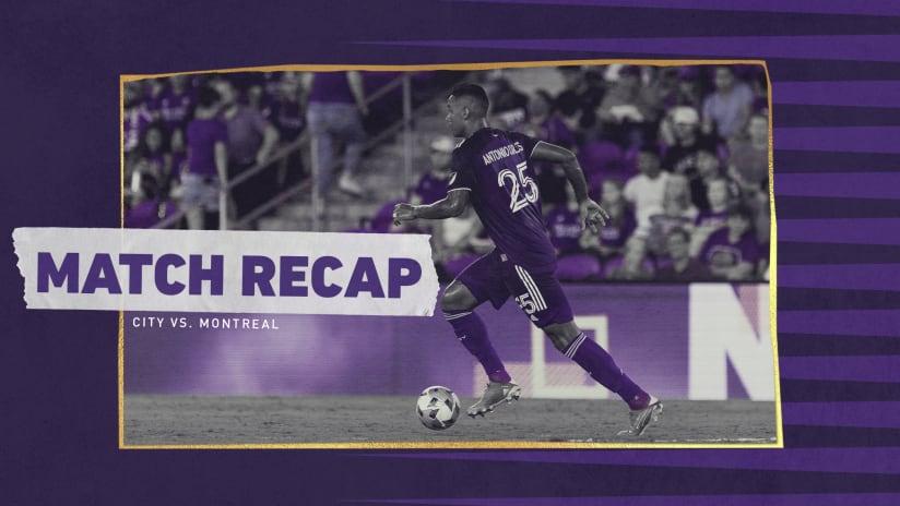 Ruan, Robin Jansson Score First MLS Goals as Lions Fall to Montréal