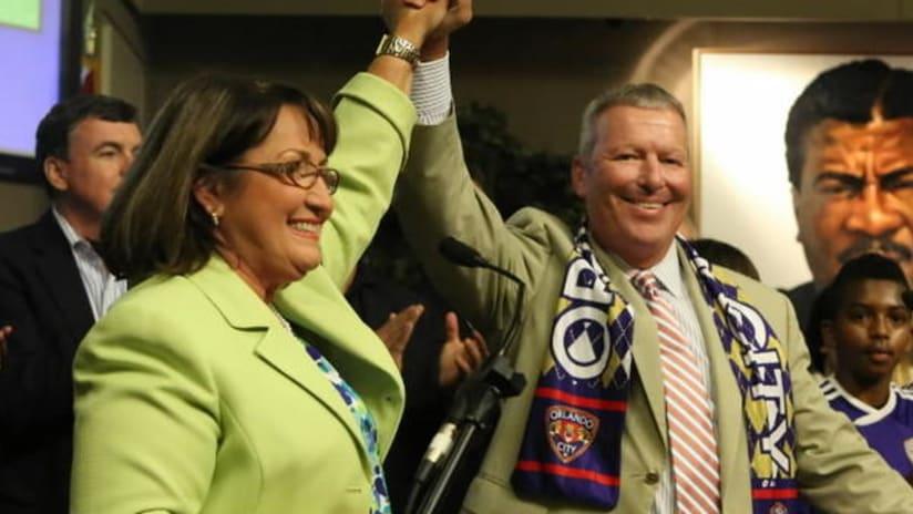 Orange County Commissioner Meeting Details