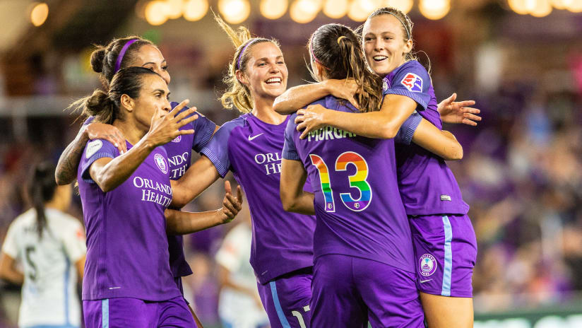 Five Can't Miss 2019 Orlando Pride Matches