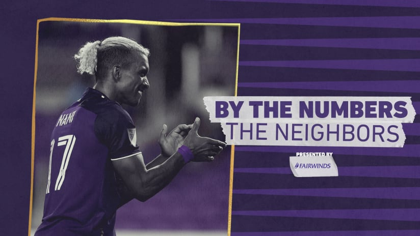By The Numbers: The Neighbors
