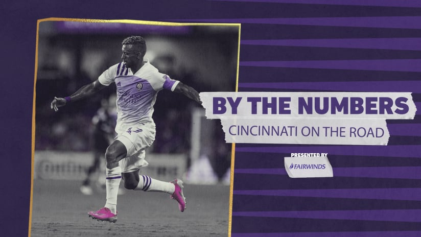 By The Numbers: CIN vs. City