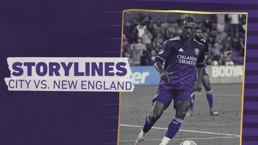 Storylines | City vs. New England Revolution