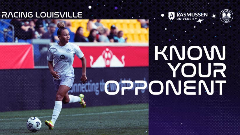 Know Your Opponent | Orlando Pride at Racing Louisville