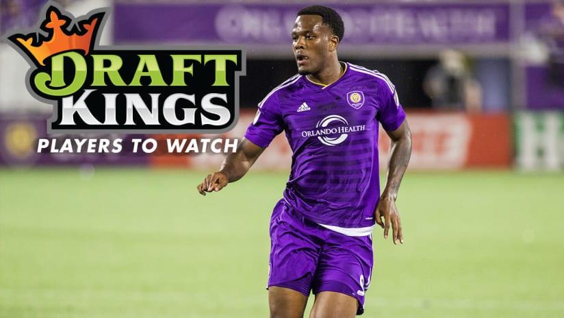 Draft Kings Wek 3
