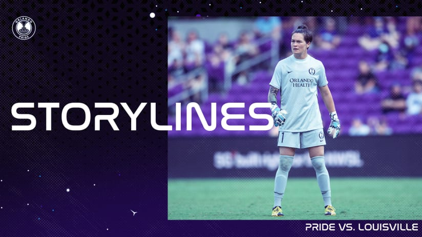 Storylines | Orlando Pride vs. Racing Louisville FC