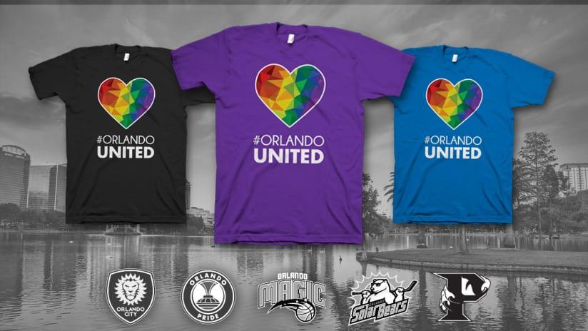 OrlandoUnited T-Shirts