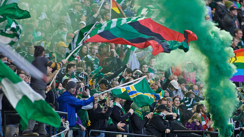 Timbers Army Notes