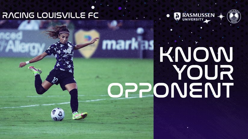 Know Your Opponent | Racing Louisville FC