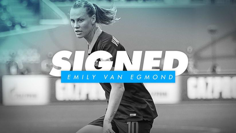 Egmond Signed