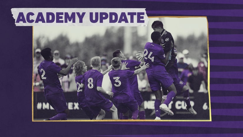 Academy Update: U-17s Moving On in MLS NEXT Playoffs