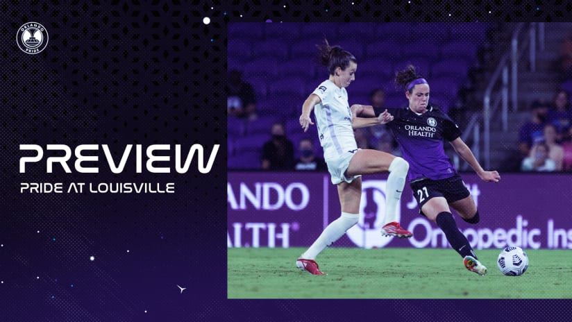 Match Preview | Orlando Pride at Racing Louisville