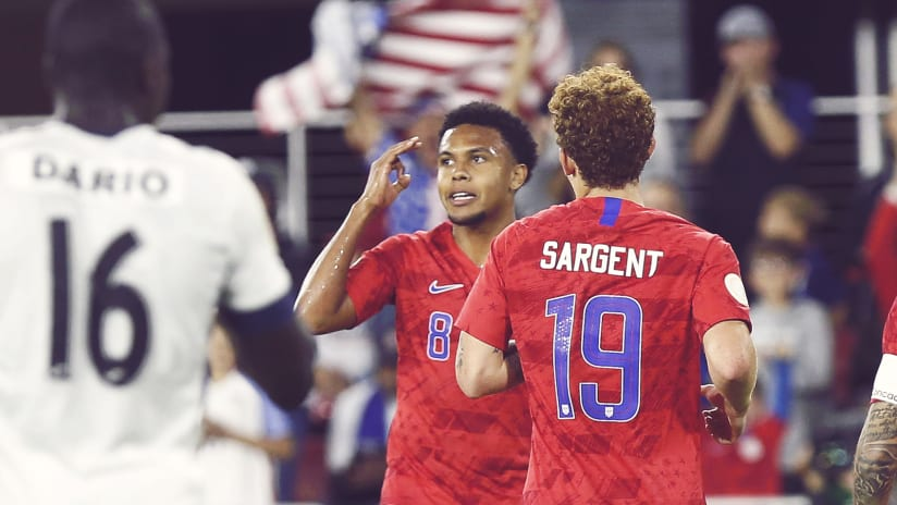 U.S. Men's National Team Returns to Orlando Friday in High Stakes Match Against Canada